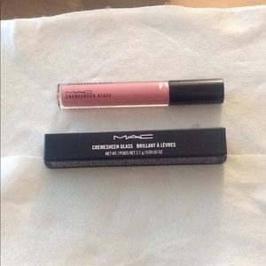 Mac cosmetics: cremesheen : JUST SUPERB. Nib
